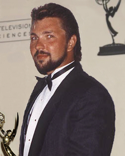 Brian Bero at the Creative Arts Emmy Awards