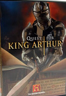 The Quest for King Arthur DVD cover