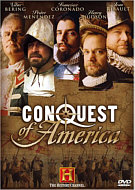 Conquest of America DVD cover