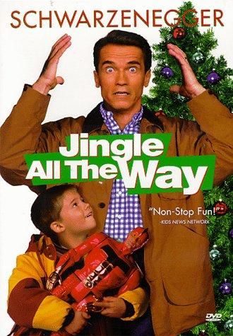 Jingle all the Way DVD cover