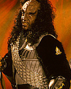 Klingon Warrior Uniform