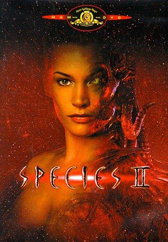 Species 2 DVD cover