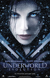 Underworld Evolution Poster